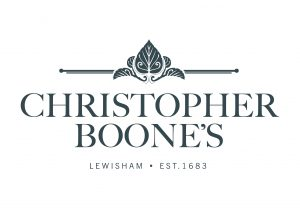 Christopher Boone's logo