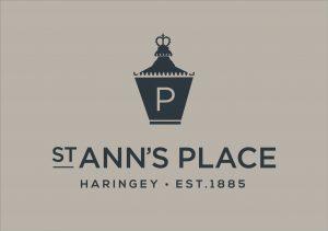 St Ann's Place logo